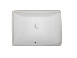 Ceramic Lavatory Sink - LVU1611W B