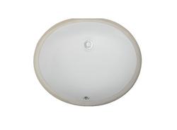 Ceramic Lavatory Sink - LVU1714w b