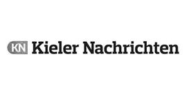 Das Logo der Kieler Nachrichten