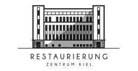 Das Logo vom Restaurierungszentrum Kiel