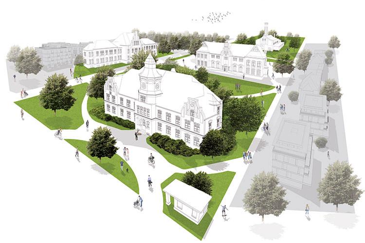 Anscharpark Campus