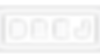 Ein weißes Logo der Agentur drej.