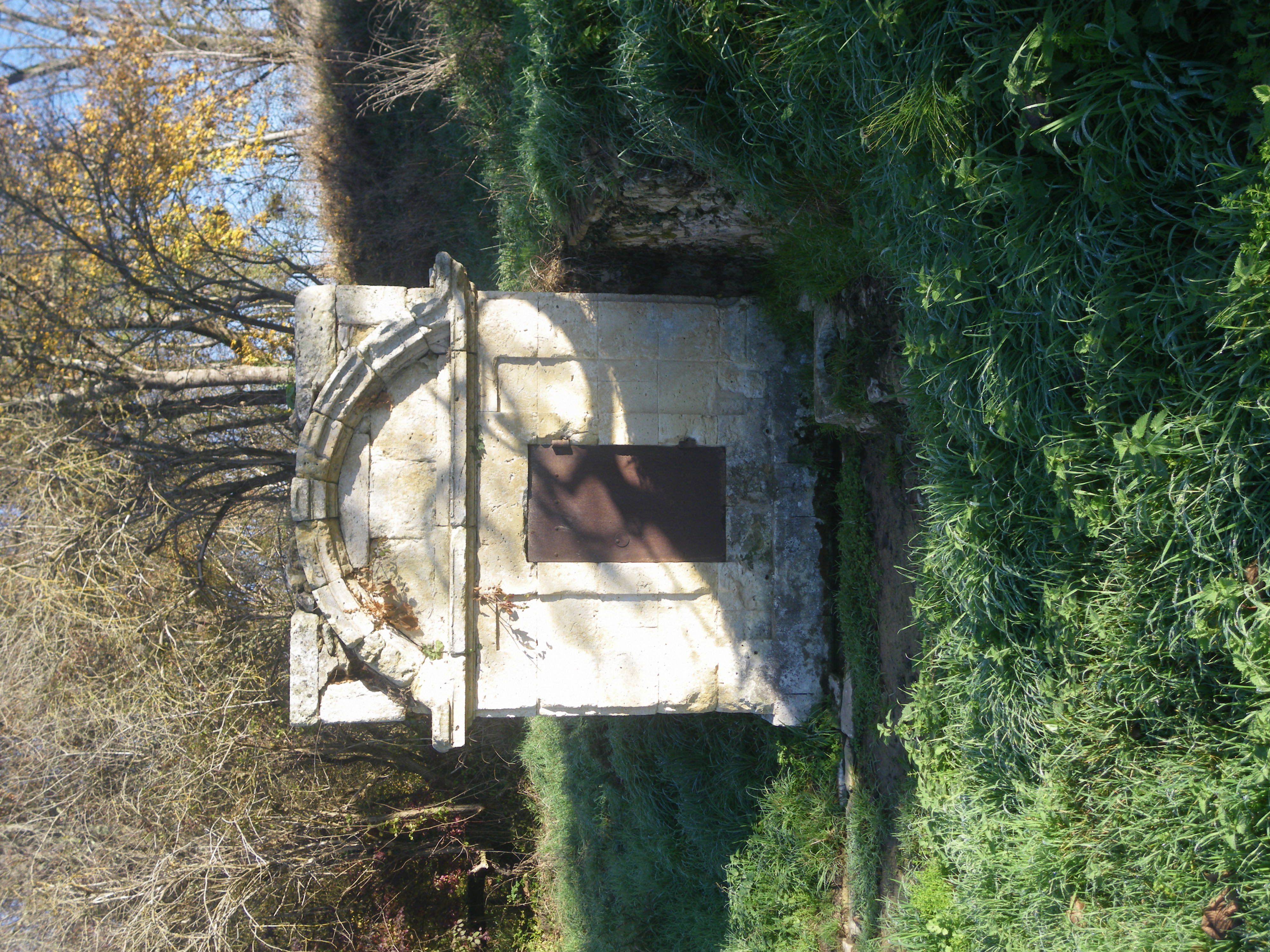 Fontaine des pigeons