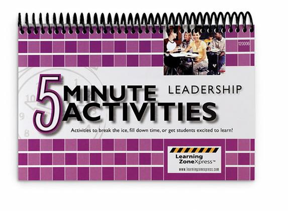 5-Minute Leadership Activities