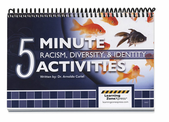 5-Minute Racism, Diversity, and Identity Activities