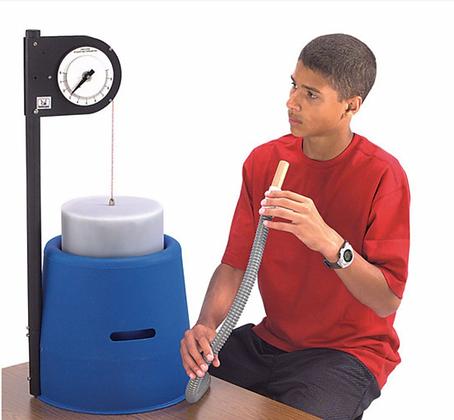 9-Liter Student Wet Spirometer