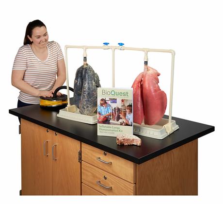 Dual Lungs Comparison Kit