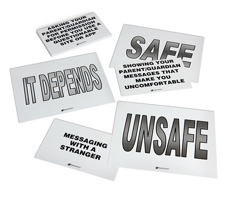 Digital Dangers: Safe or Unsafe?