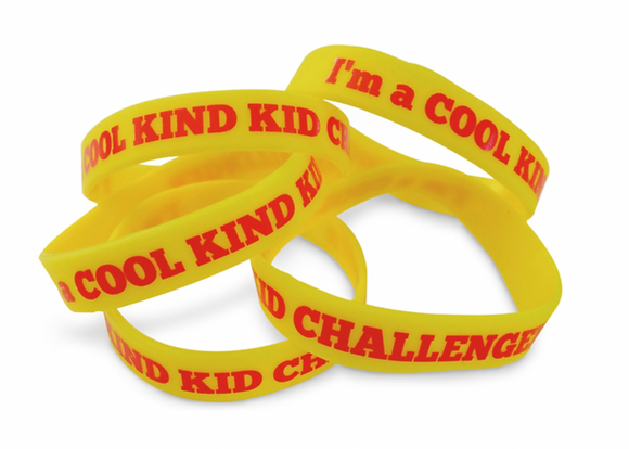 Cool Kind Kid® Wrist Bands