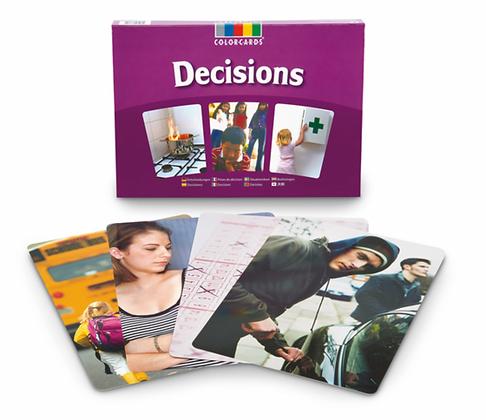 Decisions Card Set