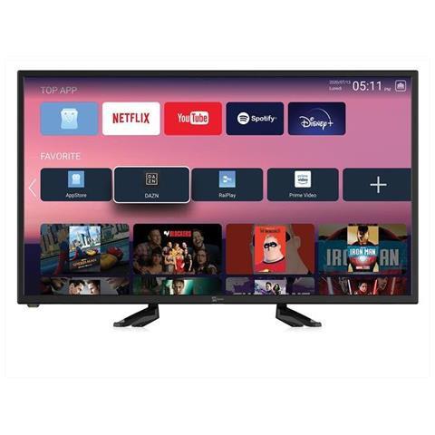 TELESYSTEM SMART TV LED 39LED10