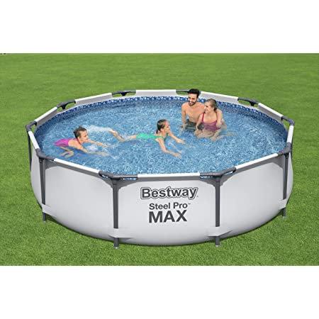 PISCINA BESTWAY STEEL PRO MAX 305X76 cod.56408
