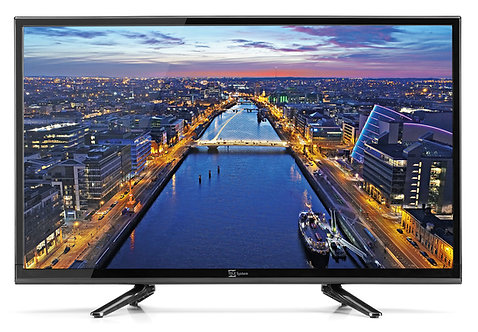 TELESYSTEM TVC LED 24 HD DVB-T2/S2 TS24LS09