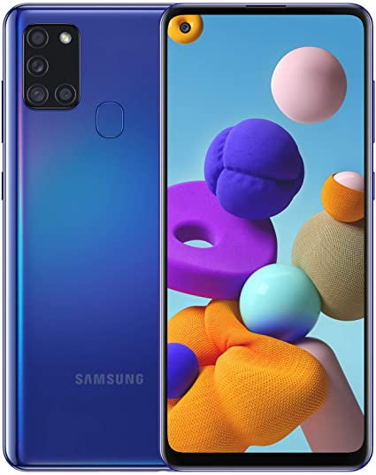 SAMSUNG A21S 128GB  SMARTPHONE