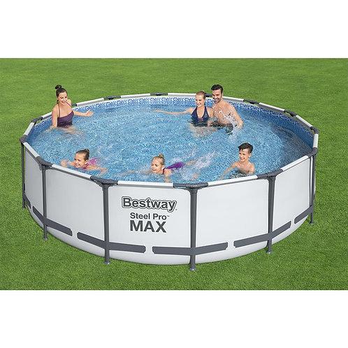 PISCINA BESTWAY STEEL PRO MAX 427X107 cod.56950