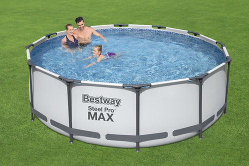 PISCINA BESTWAY STEEL PRO MAX 366X122 cod.56420