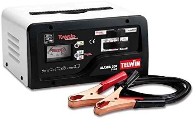 TELWIN CARICABATTERIA ALASKA 200 TL807577