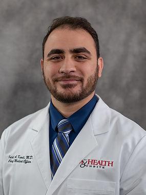 Dr. Jalal Kurdi, Chief Medical Officer