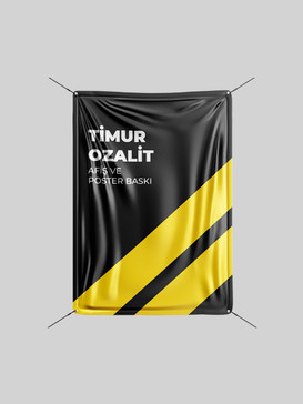 Timur Ozalit Afiş ve Poster Baskı - 1.jp