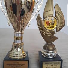 Mes trophées