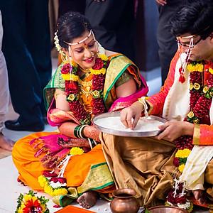 Pranav & Manisha