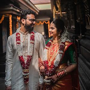 Shweta & Sandeep
