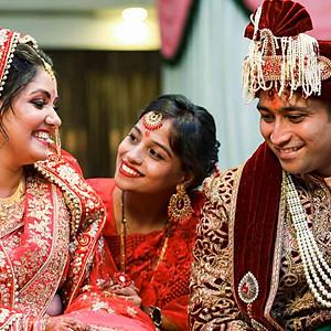Deepak & Sangeeta