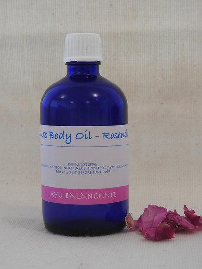 Deluxe Body Oil - Rosenduft