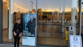 Our MD embarks on Goldman Sachs 10K Small Business Programme