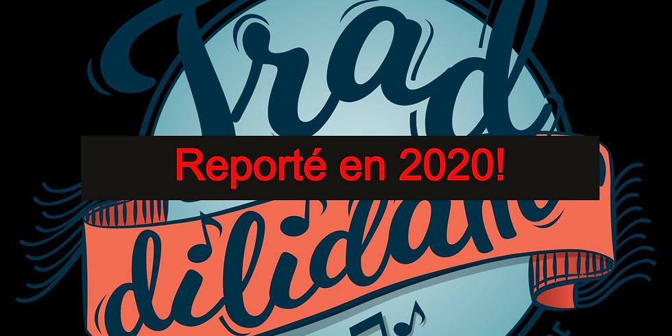 Trad Dilidam - 3e édition - Tournois de chansons à répondre