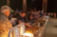 Bar à poutine à volonté à Espace Sophia.