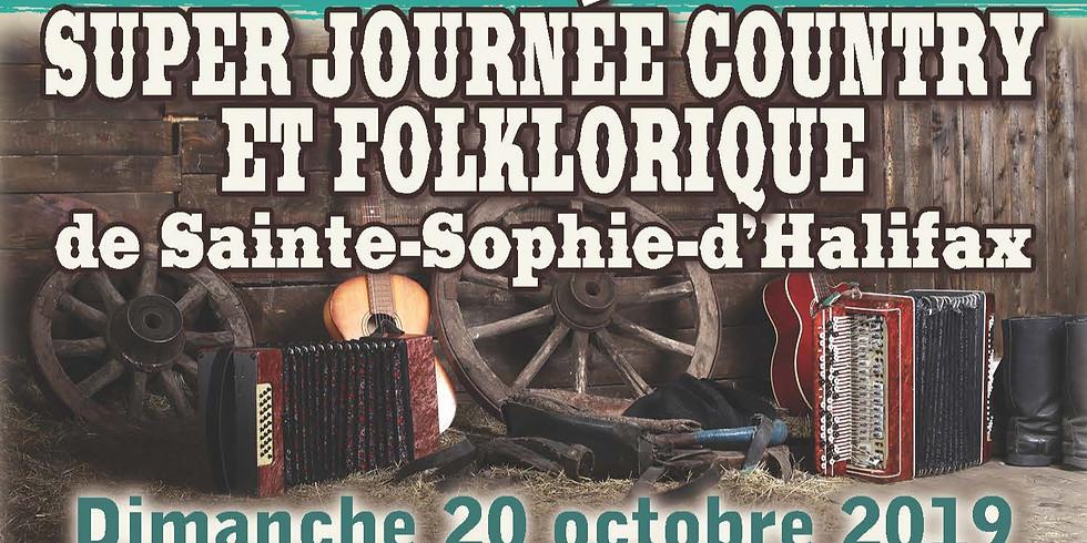 Super Journée Country et Folklorique de Sainte-Sophie d'Halifax