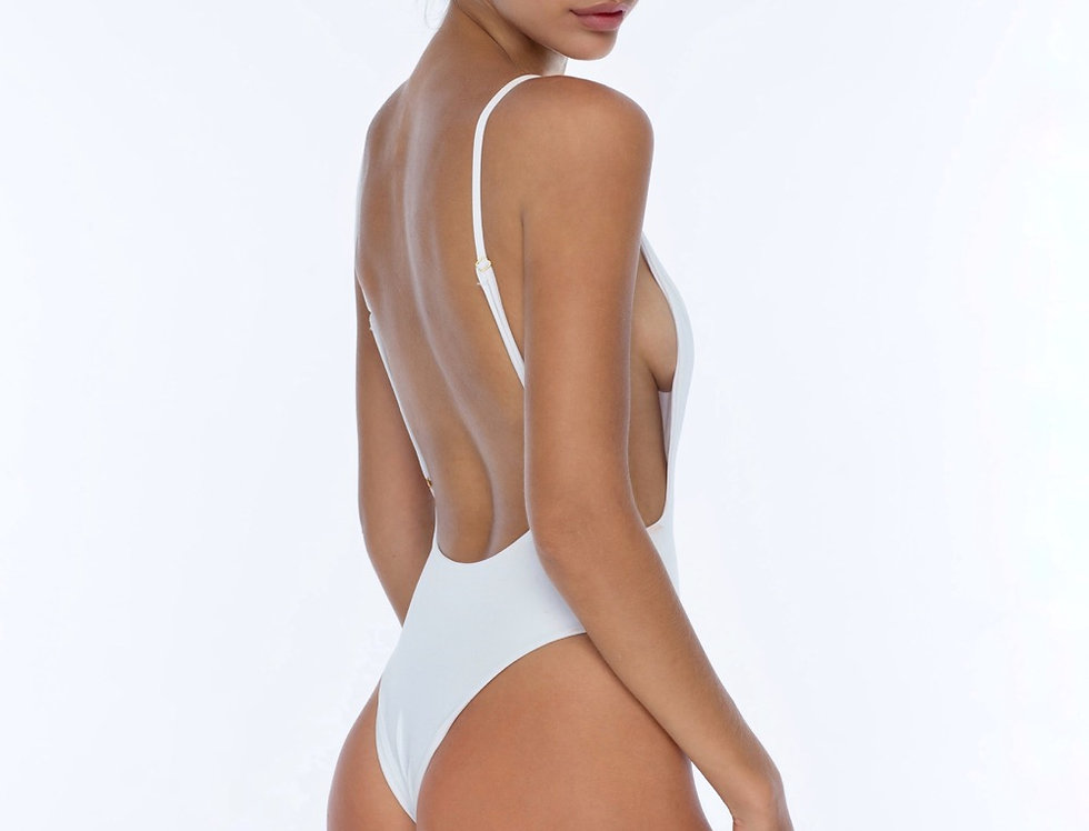 BORA BORA ONE PIECE - OFF WHITE