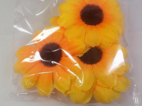 Flor de Girassol com 5 unidades