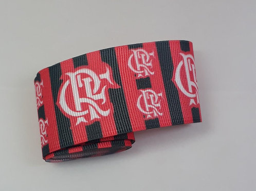 Fita Gorgurão n.9 Flamengo com 1 metro