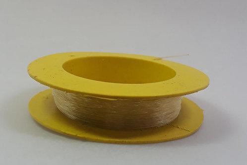 Fio de silicone 0,5 mm com 10 unidades