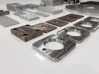 We manufacture custom parts to meet each customer's unique needs.