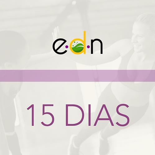 e.d.n - 15 dias - Exterior