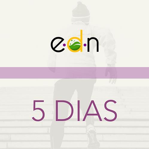 e.d.n - 5 dias - Exterior