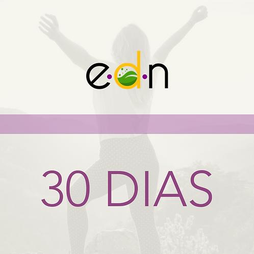 e.d.n - 30 dias - Brasil
