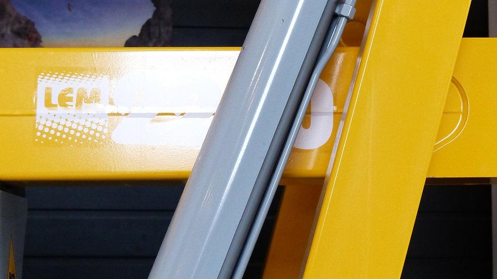IFC  Yüksek Hız Hidrolik Asansör Tamponu (2.5m/sn)