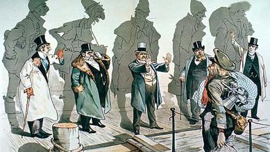 The Social Darwinism of International Law