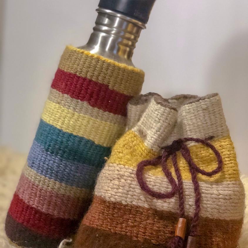 Soft Fiber Basket Weaving