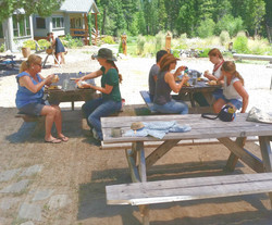 Lunch at 5080 CAmp