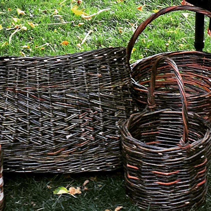 Willow Basket Weaving Workshop