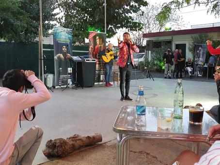 Javier Ginés estrena NOU àlbum al Mirablaw