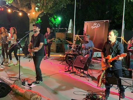 """El GRAN SHOW del mirablaw,  """"The Band Live"""""""
