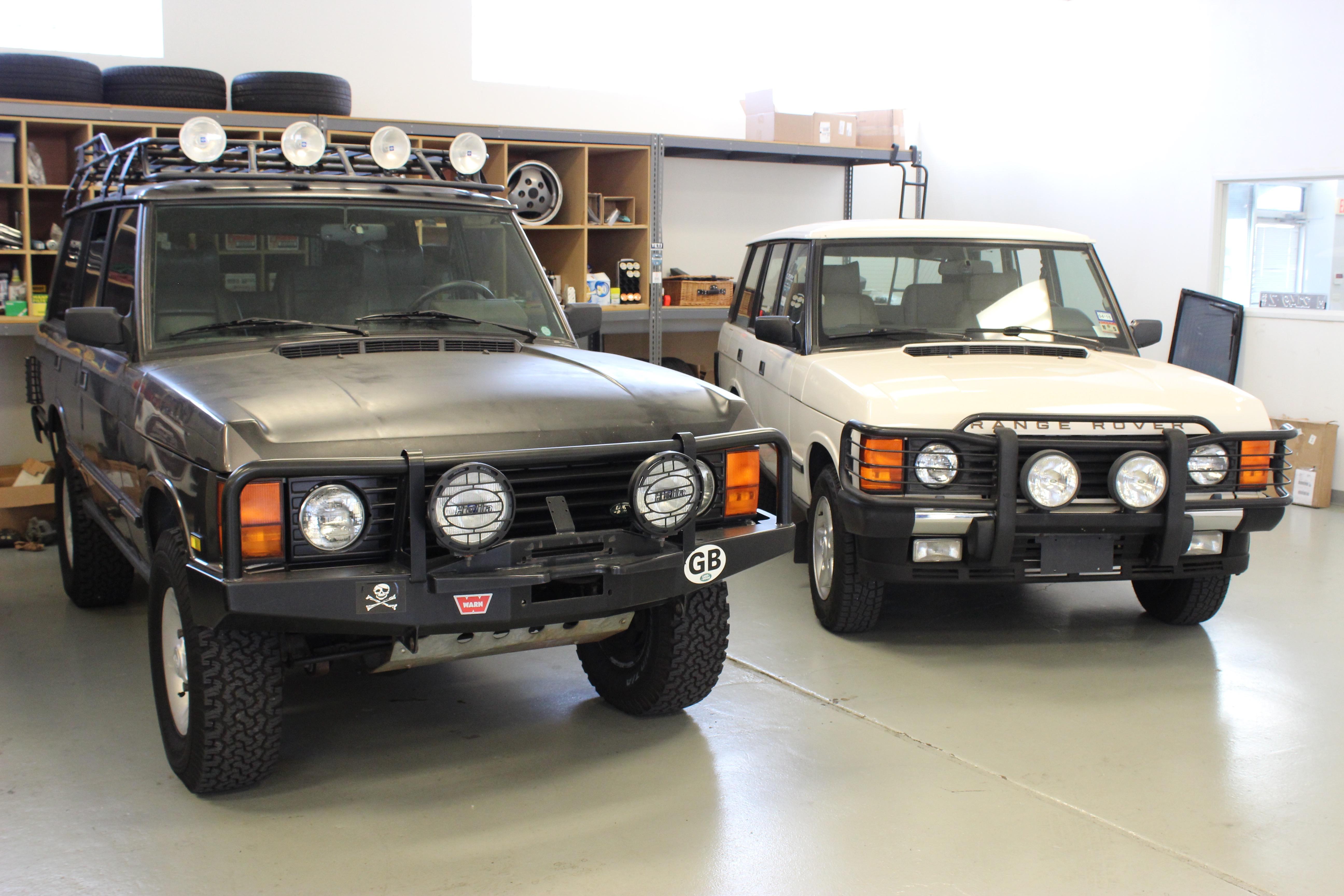 Range Rover Classis