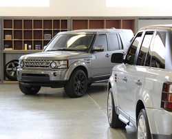 LR4 & Range Rover Sport