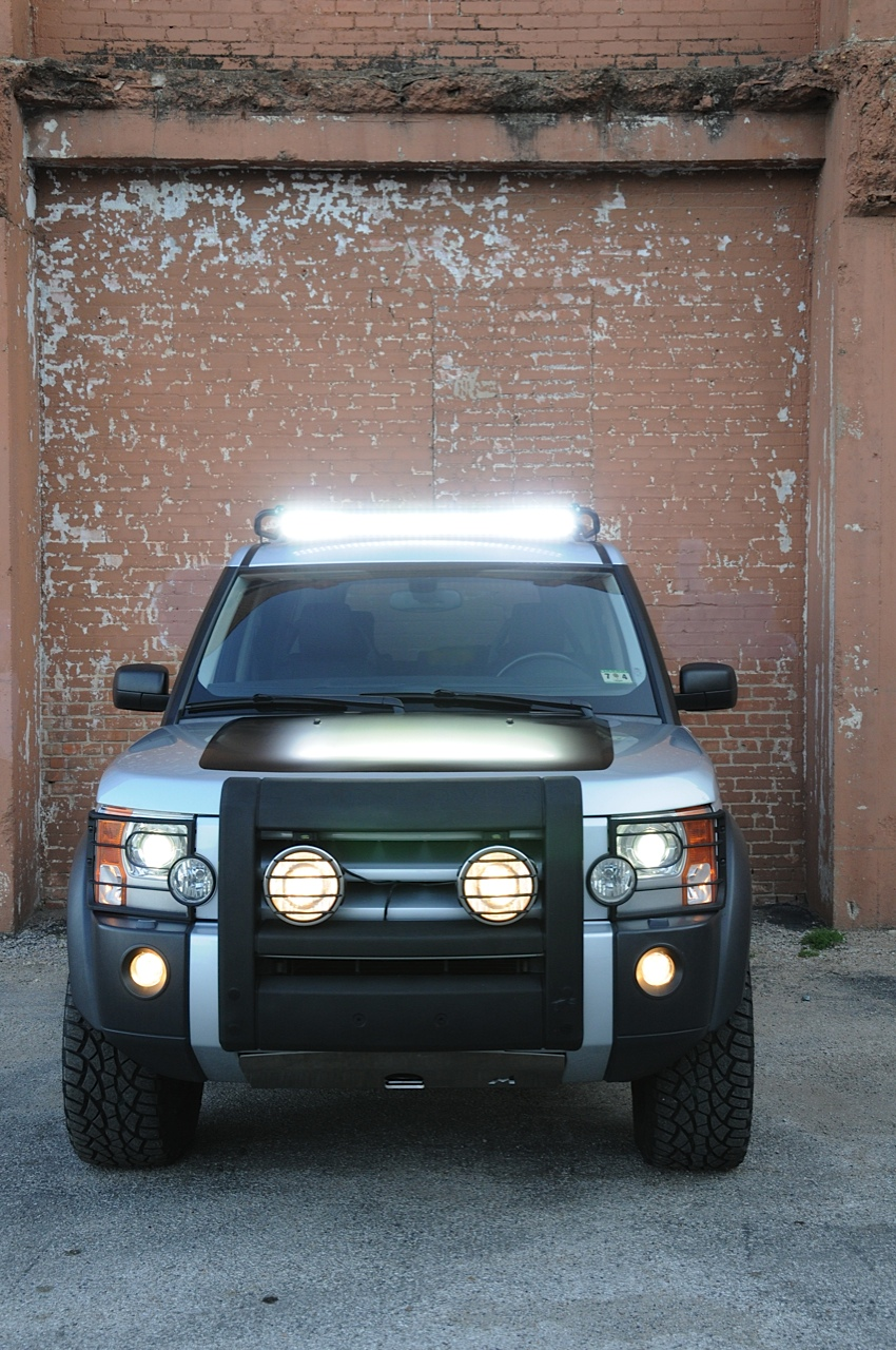 LR3 DuSouth Rovr Shop truck